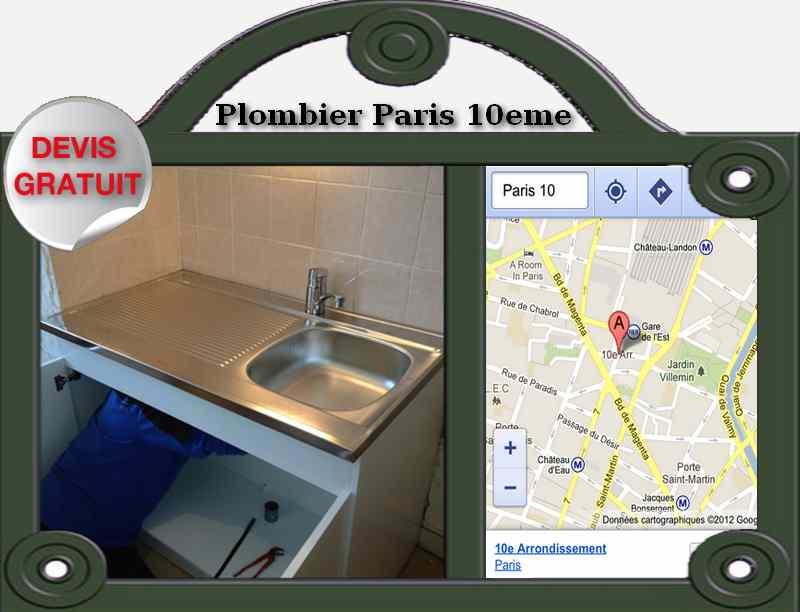 artisan entreprise plomberie 10eme plomberie paris. Black Bedroom Furniture Sets. Home Design Ideas