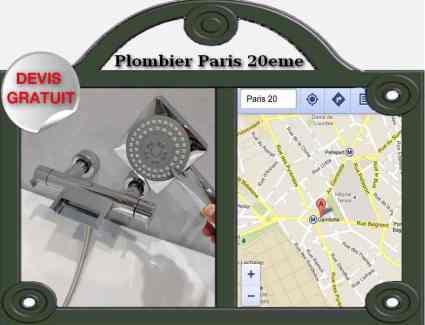 artisan-plombier-paris-20-eme